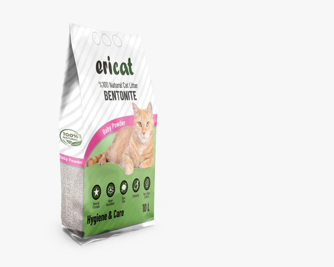 EriCat Baby Powder